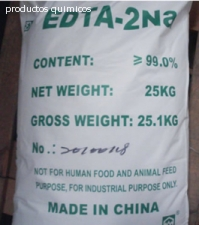 EDTA (ácido etilendiamino tetraacético)