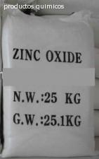 Oxido de zinc