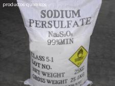 Persulfato de sodio